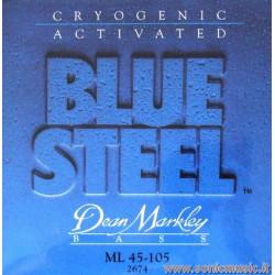 DEAN MARKLEY BLUE STEEL...