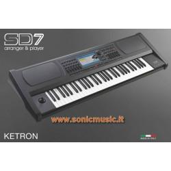 KETRON SD7 - TASTIERA...