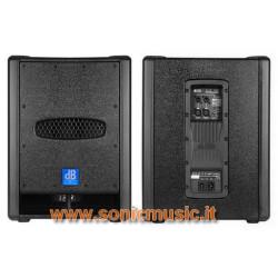 DB TECHNOLOGIES SUB 12D -...