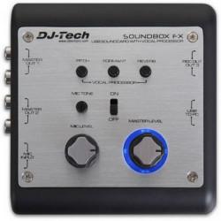 DJ TECH SOUNDBOX FX -...