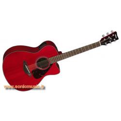 YAMAHA FSX800C RUBY RED -...