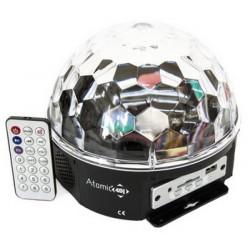 ATOMIC4DJ LEDBALL MINI EC...