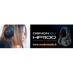 DENON DJ HP 1100 - CUFFIA...