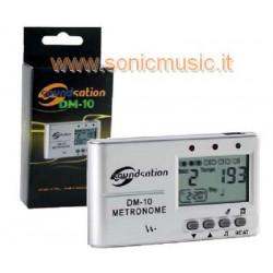 SOUNDSATION DM-10 METRONOMO...