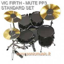 VIC FIRTH MUTE PP3 - SET DI...