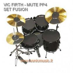 VIC FIRTH MUTE PP4 - SET DI...