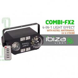 IBIZA COMBI FX2 - 4 EFFETTI...