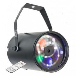 IBIZA GOBO RGBW12W -...