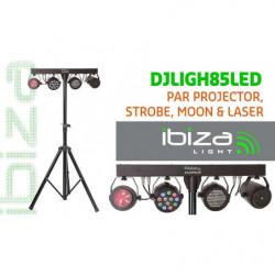 IBIZA DJLIGHT85LED - KIT...