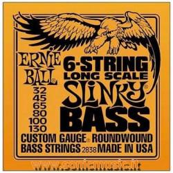 ERNIE BALL 2838 - 6-string...