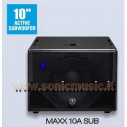 TOPP PRO MAXX10A SUB -...