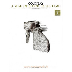 COLDPLAY A RUSH OF BLOOD TO...