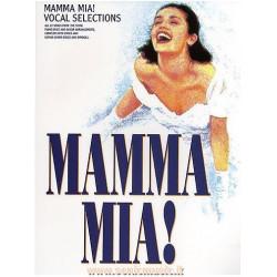 ABBA MAMMA MIA VOCAL...