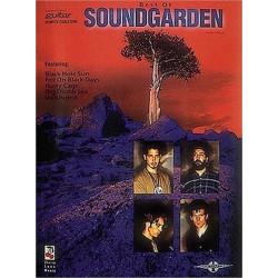 BEST OF SOUNDGARDEN VOCAL -...
