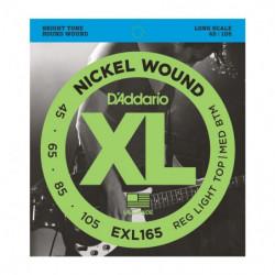 D'ADDARIO EXL 165 (045/105)...