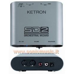 KETRON SD2 - EXPANDER SUONI...