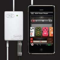 PEAVEY AMPKIT LINK - INTERFACCIA PER IPHONE IPOD TOUCH E IPAD