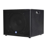 "TOPP PRO KS 15A SUB - SUBWOOFER 15"" ATTIVO 2000W RMS"
