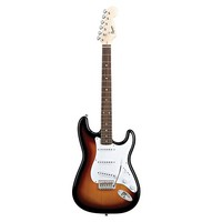 FENDER SQUIER STRATOCASTER BULLET RW BROWN SUNBURST