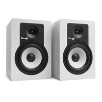 FLUID AUDIO C5 W - COPPIA MONITOR DA STUDIO