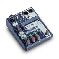 SOUNDCRAFT NOTEPAD 5 - MIXER CON SCHEDA AUDIO USB 2X2