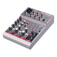 PHONIC AM 55 - MIXER 5 CANALI