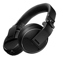 PIONEER HDJ X5 K BLACK - CUFFIA OVER EAR PER DJ