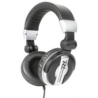 POWER DYNAMICS PH200 DJ Headphone Silver