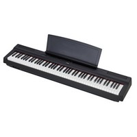YAMAHA P125 BLACK - PIANOFORTE DIGITALE 88 TASTI PESATI