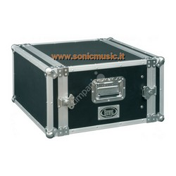 STREET AUDIO EV6 - FLIGHT CASE PROFESSIONALE 6U