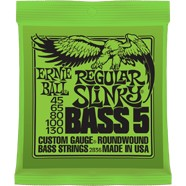 ERNIE BALL 2836 045/130 - Regular Slinky 5-string Bass