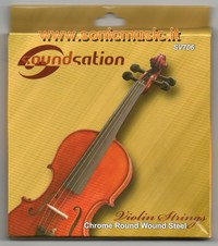 SOUNDSATION SV706 - Set Corde per Violino