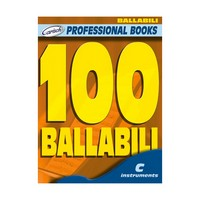 CARISCH - PROFESSIONAL BOOK 100 BALLABILI