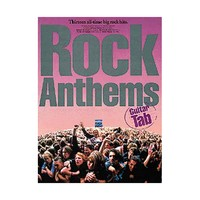 ROCK ANTHEMS - GUITAR TAB