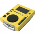 BLISTA FACE 100 YELLOW - COPPIA COVER PER PIONEER CDJ100S