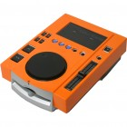 BLISTA FACE 100 ORANGE - COPPIA COVER PER PIONEER CDJ100S